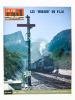 La Vie du Rail [ lot de 5 numéros avec des articles relatifs aux locomotives à vapeur en France ] : n° 1028 avec les 241 P de Nevers (janvier 1966) ; ...