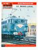 La Vie du Rail [ lot de 16 numéros avec des articles relatifs aux chemins de fer à Nantes et dans les Pays de Loire ] : n° 612 Barres longues sur ...
