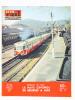 La Vie du Rail [ lot de 15 numéros avec des articles relatifs aux chemins de fer dans le Languedoc et le Roussillon ] : n° 539 entre Béziers et ...