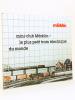 Mini-club Märklin. Le plus petit train électrique du monde. Catalogue année 1984. Collectif ; MARKLIN