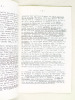 Théodore Malvezin et l'Histoire des Juifs à Bordeaux. Biographie et mise à jour bibliographique.. NAHON, Gérard