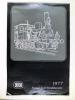Abschied von der Dampflokomotive : Bundesbahn-Kalender 1977. Collectif ; Deutschen Bundesbahn