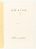 Jean Filhol [ L'oeuvre scientifique de Jean Filhol - cours professé au Collège de France, le 24 janvier 1938 ]. Anonyme [ E. Fauré-Fremiet ]