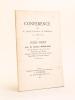 Conférence faite au Cercle National de Bordeaux le 10 Mars 1923 sur Jules Ferry par M. Daniel Mérillon, Procureur Général à la Cour de Cassation, ...