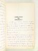 """Libération de Bordeaux [ Exceptionnel exemplaire annoté et enrichi d'une très longue dédicace d'Heinz Stahlschmidt, """"l'homme qui avait fait sauter le ..."""