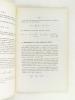 Sciences expérimentales et probabilités.. REBOUL, G. et J.-A. [ REBOUL, Georges et Jean-Antoine ]