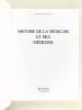 Histoire de la Médecine et des Médecins.. SOURNIA, Jean-Charles