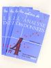 Les cahiers de l'analyse des données. Première Année Complète (4 numéros - 1976). Collectif