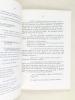 Les possibilités du Recueil et du Traitement de l'Information dans un Service de Cardiologie en vue de son Exploitation par Ordinateur. Difficultés ...