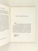 L'Evangile du Père [ Livre dédicacé par l'auteur ]. PHILIPON, M.-M.