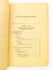 Manuel de laboratoire pour l'industrie des huiles et graisses - Recherches sur les matières grasses.. MARCUSSON, Prof. Dr. J. ; JOUVE, Ad. (trad.)