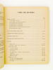Cahier complémentaire de Géographie et d'Histoire - Ma ville et ses environs, Série D : Berry - Poitou - Angoumois - Périgord - Quercy. AUDRIN, E. ; ...