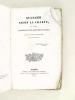 De l'Armée selon la Charte, et d'après l'expérience des dernières guerres. [ Edition originale ]. MORAND Lieutenant-Général, Comte