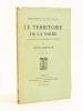 Le Territoire de la Sarre. Son évolution économique et sociale.. MARVAUD, Angel (1879-1954)