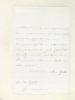 Mystérieuse correspondance d'une jeune femme exaltée avec l'éditeur Edouard Dentu [ 3 Lettres manuscrites signées Comtesse de Scibor Rylski puis ...