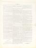 Le Papillon. Journal Hebdomadaire. N° 19 Dimanche 28 août 1881. [ Contient : ] Silhouette : Edouard Dentu  . AUDOUARD, Olympe
