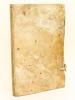 """Livre de Compte de Desaugiers pour ses terres situées à Peyror [ Commune de Gauriac - Vignoble des Côtes de Bourg ] 1753-1800 : """"Livres pour Pairor ma ..."""