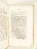 Mémoire de D. Miguel Joseph de Azanza et D. Gonzalo O-Farrill ; et Exposé des faits qui justifient leur conduite politique depuis mars 1808 jusqu'en ...