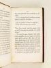 L'Art de Dîner en Ville, à l'usage des Gens de Lettres. Poëme en IV Chants [ Avec : ] Epoques mémorables de la Révolution et de la Restauration. ...