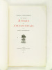 Tableaux généalogiques des familles Aynard et Jordan-Dugas avec notes préliminaires. [ Edition originale ]. AYNARD, Th.