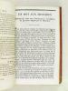 Réflexions sur les Notes du Moniteur des 16, 23, 29 et 30 Novembre ; suivies des notes biographiques, des Généraux Junot, Masséna et Ney, et d'une ...