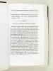 [ Recueil d'articles de Critique littéraires, tirés-à-part, et compte-rendus divers par le Comte Adolphe de Circourt, avec une L.A.S. d'Aristote ...