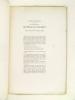 Particularité concernant un Volume sorti des Presses de Jules Didot et vers inédits de Pierre Didot [ Livre dédicacé par l'auteur ]. ALKAN AINE