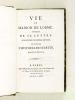 Vie de Marion de Lorme, précédée de sa Lettre aux Auteurs du Journal de Paris, et suivie de l'Histoire de Suzette.. MARION DE LORME ; [ GRAPPIN, ...