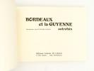 Bordeaux et la Guyenne autrefois. PEYRESBLANQUES, Jean (introd.)