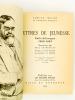 Lettres de jeunesse , Italie - Allemagne, 1880 - 1883. JULLIAN, Camille ; COURTEAULT, Paul (annot.)