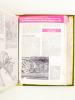 Fiches pédagogiques Archeologia ( suppléments de la revue Archeologia ) relatives à la civilisation romaine : lot de 67 fiches sur 30 sujets. ...