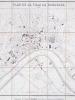 Plan de la Ville de Bordeaux 1874. Anonyme