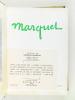 """Marquet [ Avec une Lettre autographe signée de Marcelle Marquet au Docteur Raoul Germain : ] """"18 février 1964. Cher Docteur et ami, Je vous remercie ..."""