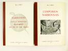 Narbonne dans le Renouveau économique des XIIe et XIIIe siècles. [ On joint : ] L'Emporion Narbonnais.. CAIROU, René