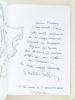 Mascarons de Bordeaux. Et la pierre s'est faite chair... [ Livre dédicacé par les auteurs ]. SUFFRAN, Michel ; PHILIP, François