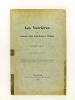 Les Verrières de l'ancienne église Saint-Etienne à Mulhouse [ Edition originale ]. LUTZ, Jules