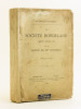 La Société Bordelaise sous Louis XV et le Salon de Mme Duplessy. [ Edition originale ]. GRELLET-DUMAZEAU, A.