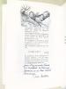 Un Grand Ecrivain et un Peintre. Rencontres et Souvenirs. [ Livre dédicacé par l'auteur - Edition originale ]. AUFORT, Jean
