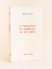 La Population de Bordeaux au XIXe siècle. Essai d'histoire sociale.. GUILLAUME, Pierre