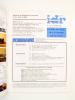 L'Indépendant du Rail ( I.D.R. ), Mensuel du modélisme ferroviaire et des amis du rail, Année 1982 (lot de 5 numéros sur 11 ) : n° 211 ; n° 212 ; n° ...