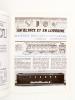 L'Indépendant du Rail ( I.D.R. ), Mensuel du modélisme ferroviaire et des amis du rail, Année 1985 (lot de 5 numéros sur 11 ) : n° 246 ; n° 247 ; n° ...