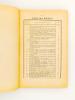 Solde et revues , Modèles ( Volume arrêté à la date du 30 mai 1940 )  ( Bulletin officiel du Ministère de la Guerre n° 89 ). Bulletin officiel du ...