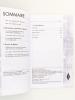 ( Lot de 31 numéros trimestriels, de 2002 à 2011 ) Bulletin de la Réunion des Officiers de Réserve du Service d'Etat-Major - ORSEM : n° 619 (4e tr. ...