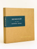 Poètes d'Aujourd'hui N° 82 : Léopold Sédar Senghor [ Livre et disque, dit par Georges Aminel, sous coffret commun ]. GUIBERT, Armand