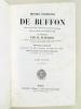 Oeuvres complètes de Buffon. Tome 10 : Les Minéraux. BUFFON ; FLOURENS ; [ TRAVIES ; GOBIN, Henry ; etc. ]