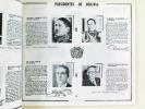 Personajes Notables en la Historia de Bolivia. QUIROGA CAMARGO, Jorge ; INCHAUSTI VELASCO, Ruperto