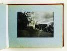 Château de Bourlémont [ Album de 24 photographies ]. Anonyme