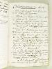 [ Recueil de brochures politique et historiques, impressions bordelaises de l'année 1814 ] Constitution donnée par le Roi au Peuple Français. 4 Juin ...
