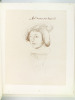 Three Hundred French Portraits representing Personages of the Courts of Francis I , Henry II , and Francis II , by Clouet. Auto-lithographed from the ...