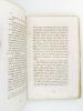 Notice biographique sur la carrière politique du Comte Gustave Lagerbjelke , et sur les faits personnels qui s'y rapportent, écrites par lui-même.. ...